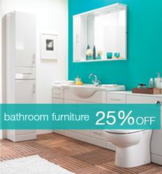 Shower Trays & Bathroom Furniture Sale